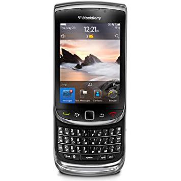 Blackberry Torch 9800 - Noir- Débloqué