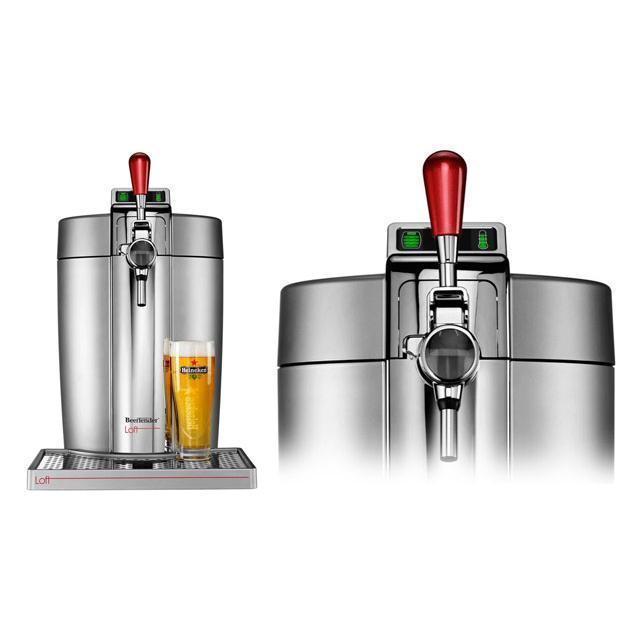 Krups VB502E00 Grifos de cerveza