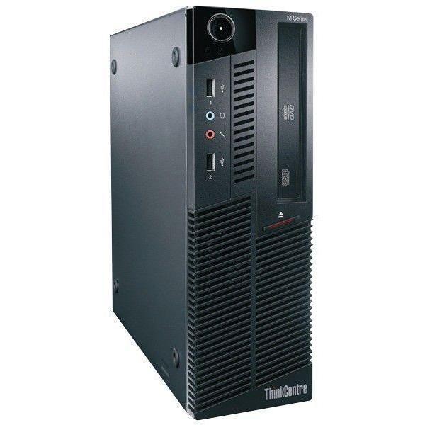 Lenovo ThinkCenter M90 Eco USFF Core i3 2,93 GHz - HDD 160 Go RAM 4 Go