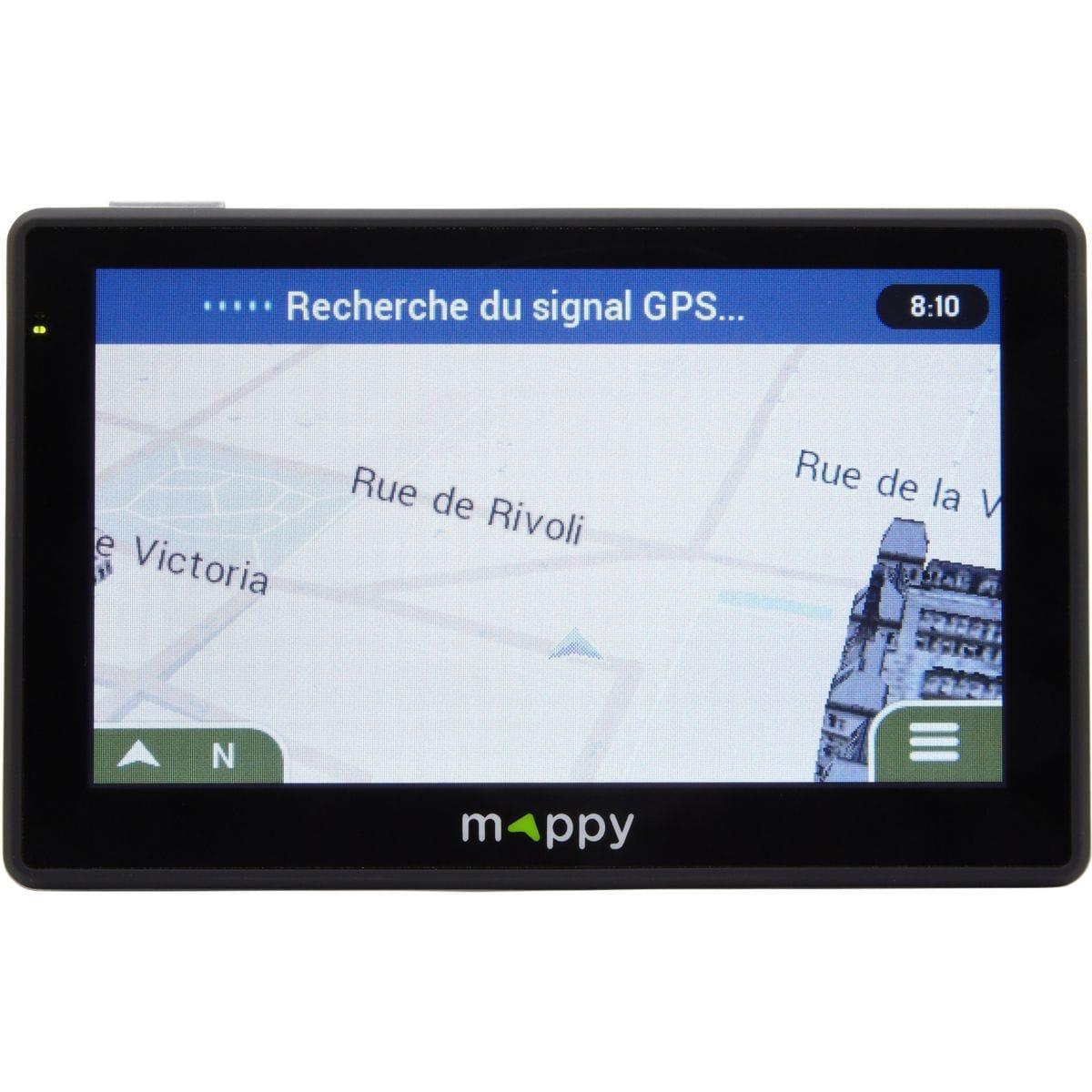 GPS Mappy Ulti X585 Camp