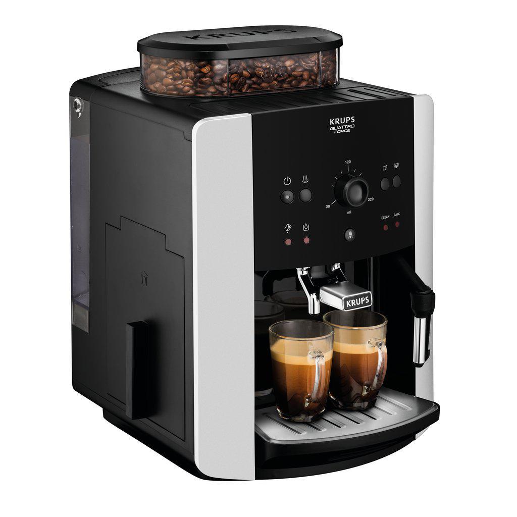Cafeteras express combinadas Krups EA8118