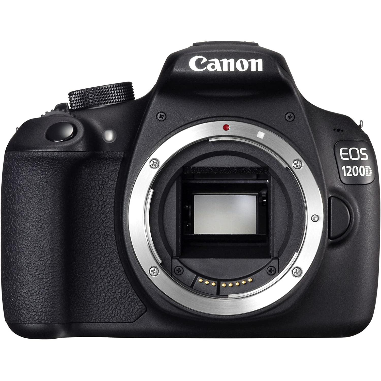 Reflex - Canon EOS 1200D Noir