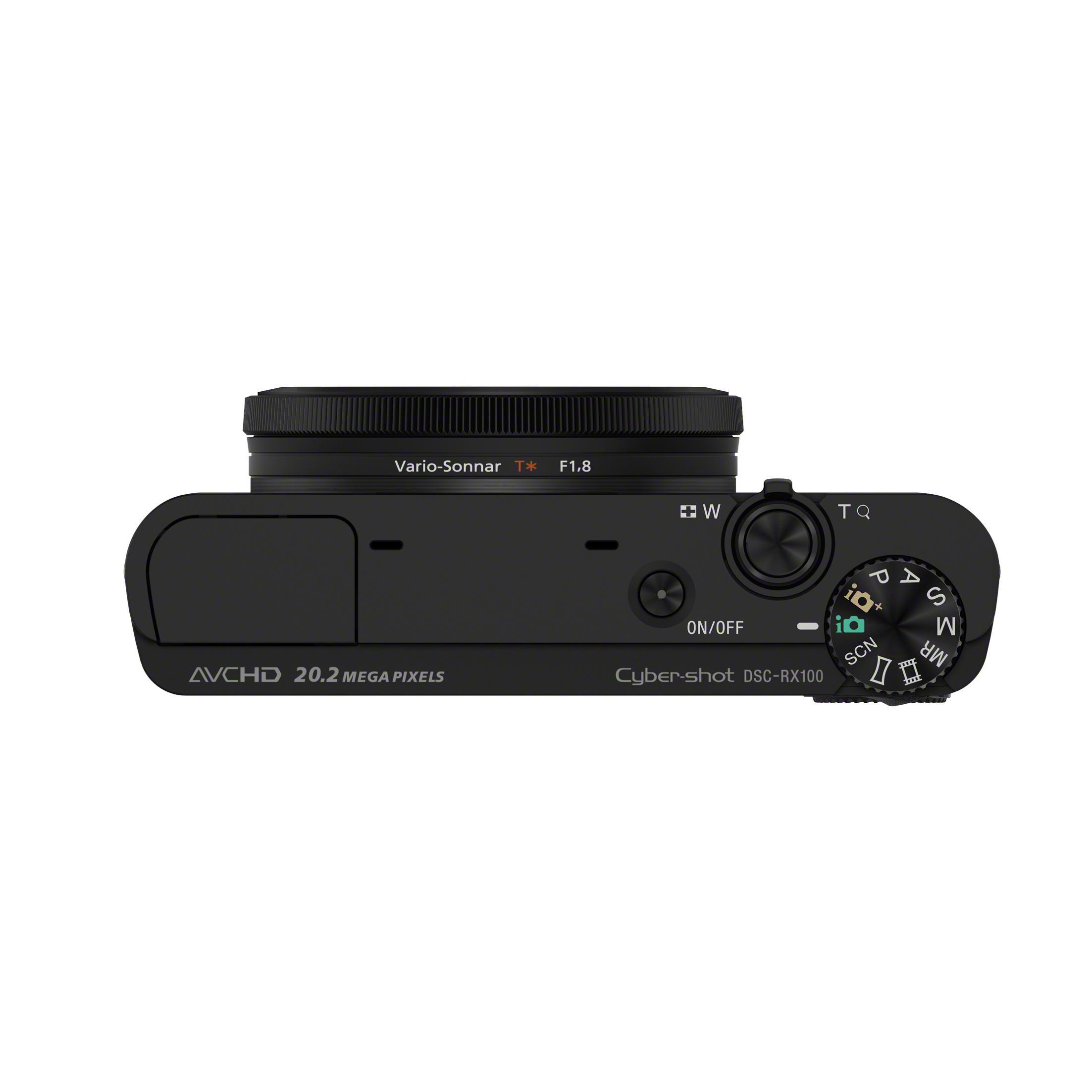 Compact - Sony DSC-RX100 - noir