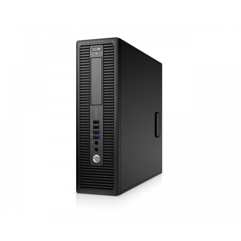 HP EliteDesk 800 G1 SFF Core i3 3,4 GHz - HDD 2 To RAM 4 Go