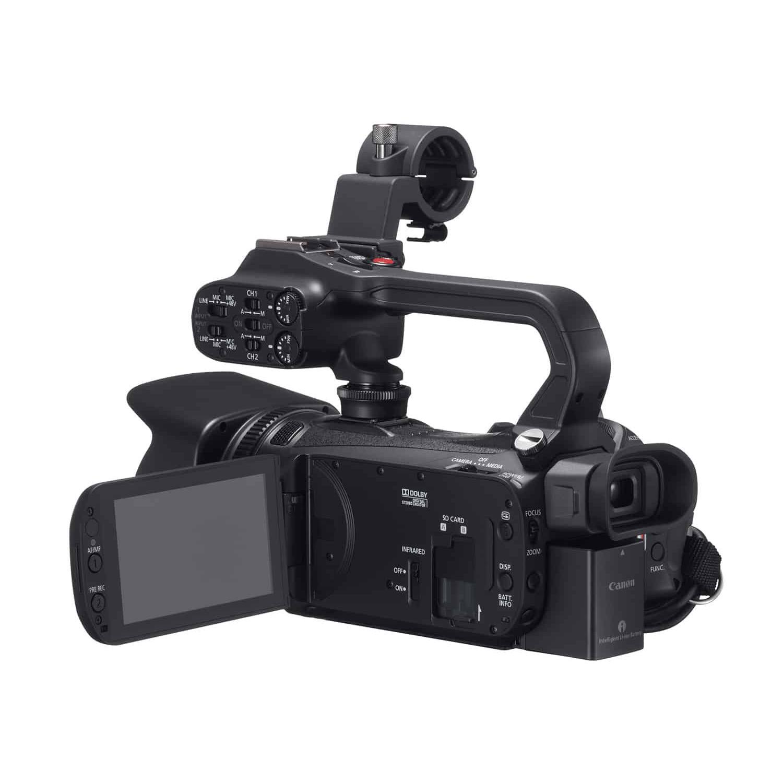 Videocamere Canon XA20 Nero