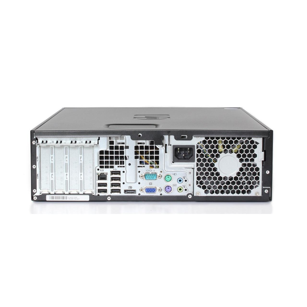 HP Compaq 8000 Elite SFF Core 2 Duo 3 GHz - HDD 2 To RAM 16 Go