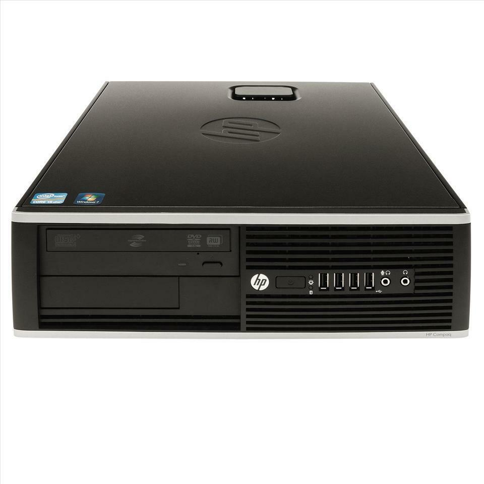 HP 6005 Pro SFF AMD 3 GHz - HDD 160 Go RAM 4 Go