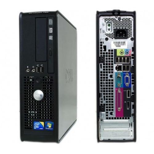 Dell Optiplex 780 SFF Core 2 Duo 3 GHz - HDD 2 To RAM 16 Go