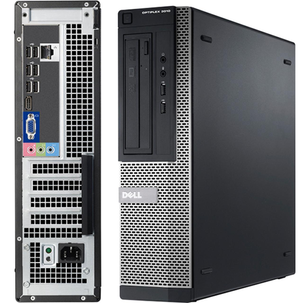 Dell OptiPlex 3010 DT Core i5-2400 3,1 - HDD 500 GB - 8GB