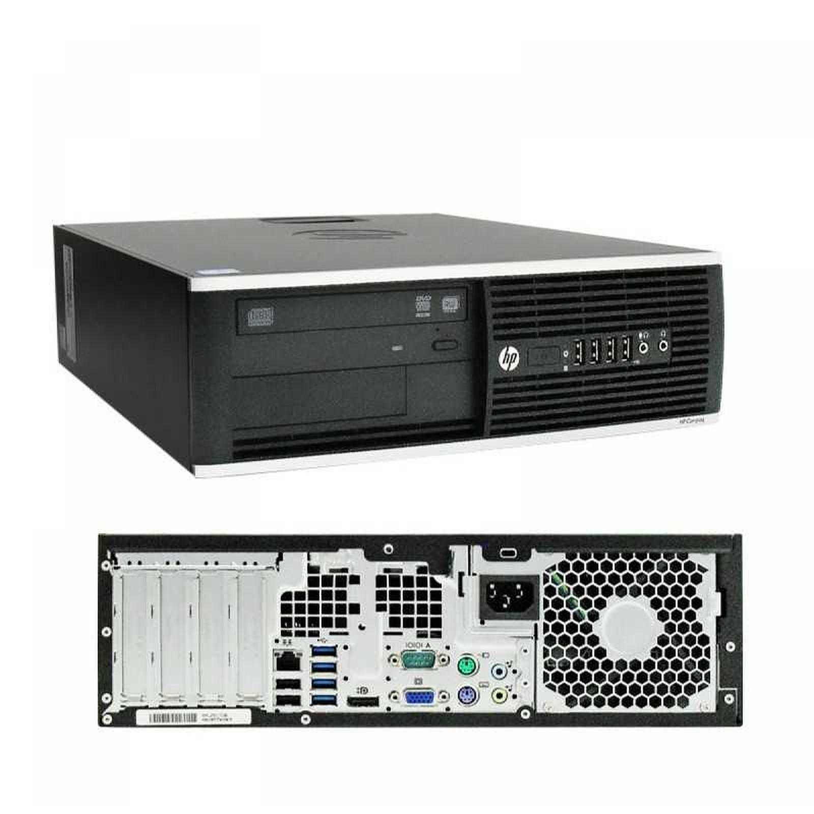 HP Compaq Elite 8300 SFF Core i5 3,2 GHz - HDD 2 To RAM 4 Go