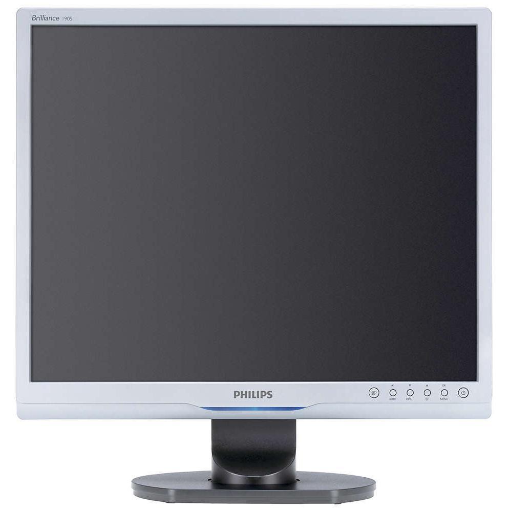 "Écran 19"" LCD SXGA Philips 190S9FS"