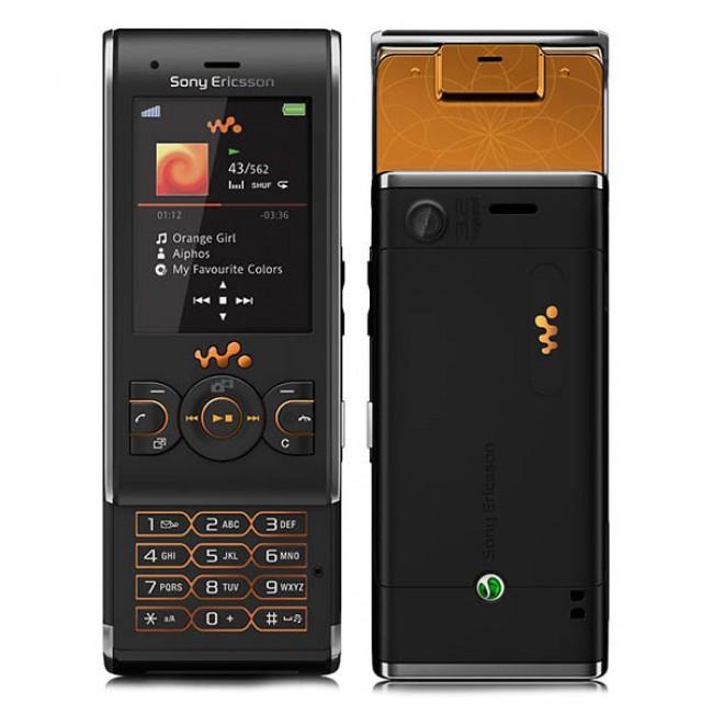 Sony Ericsson W595 - Noir- Débloqué