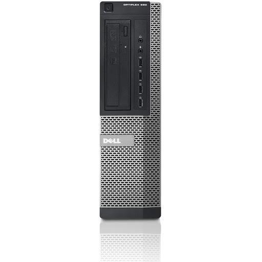 Dell OptiPlex 790 DT Core i3 3,3 GHz - SSD 240 Go RAM 16 Go