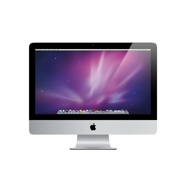 """iMac 21"""" (Juin 2014) Core i5 1,4 GHz - HDD 500 Go - 4 Go AZERTY - Français"""