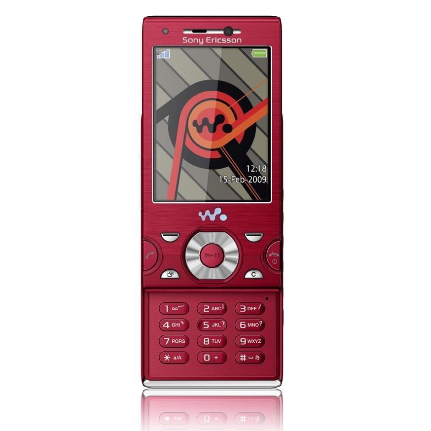 Sony Ericsson W995 - Rouge- Débloqué