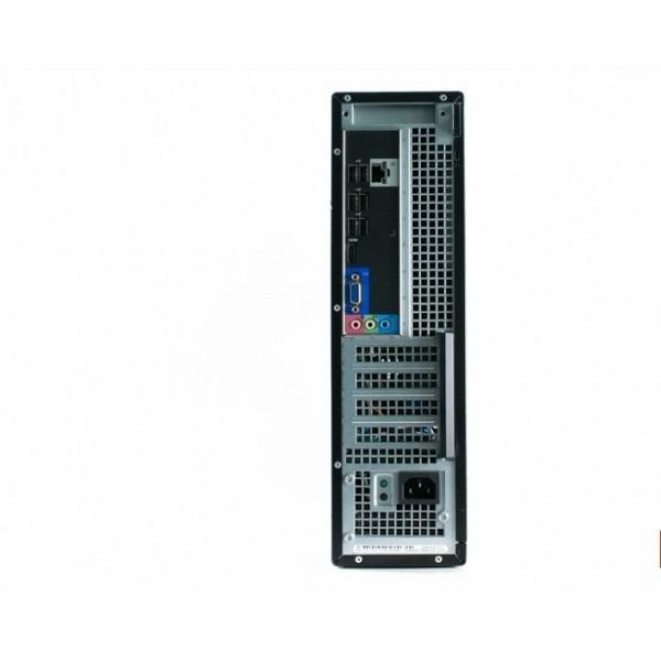 Dell OptiPlex 3010 DT Core i5 3,1 GHz - SSD 240 Go RAM 4 Go