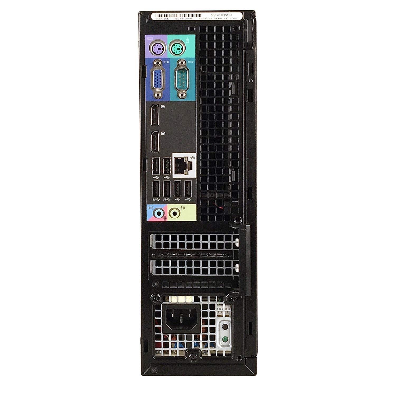 Dell Optiplex 7010 SFF Core i5 3,1 GHz - HDD 500 Go RAM 4 Go