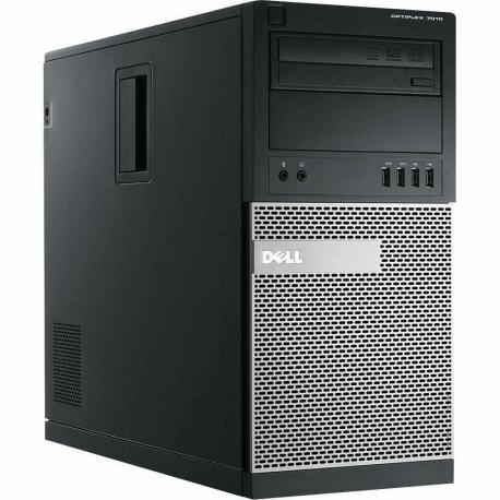 "Dell OptiPlex 7010 MT 17"" Core i5 3,2 GHz - HDD 250 Go - 8 Go"