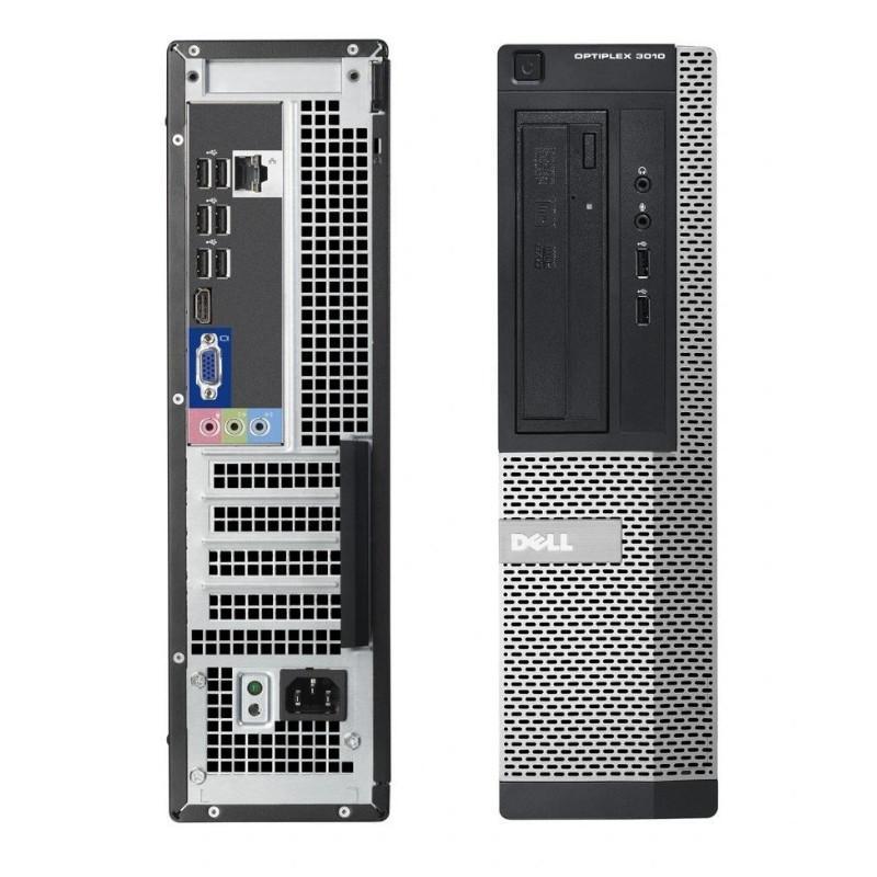Dell Optiplex 3010 DT Pentium G 2,8 GHz - HDD 80 Go RAM 4 Go