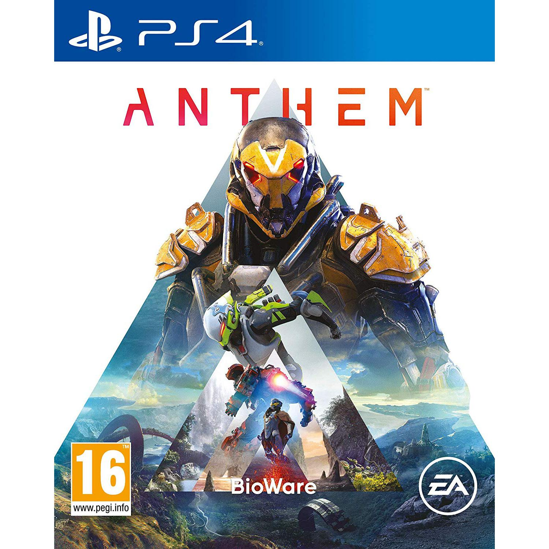 Anthem - PlayStation 4 reconditionné   Back Market