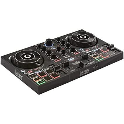 Hercules DJControl Inpulse 200 Audio-tillbehör
