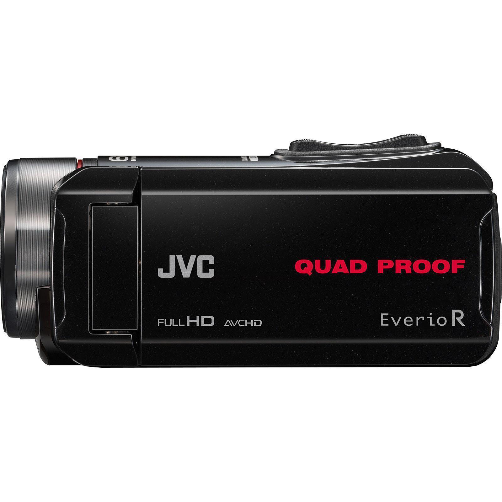 Caméra Jvc Everio R GZ-R445BE - Noir