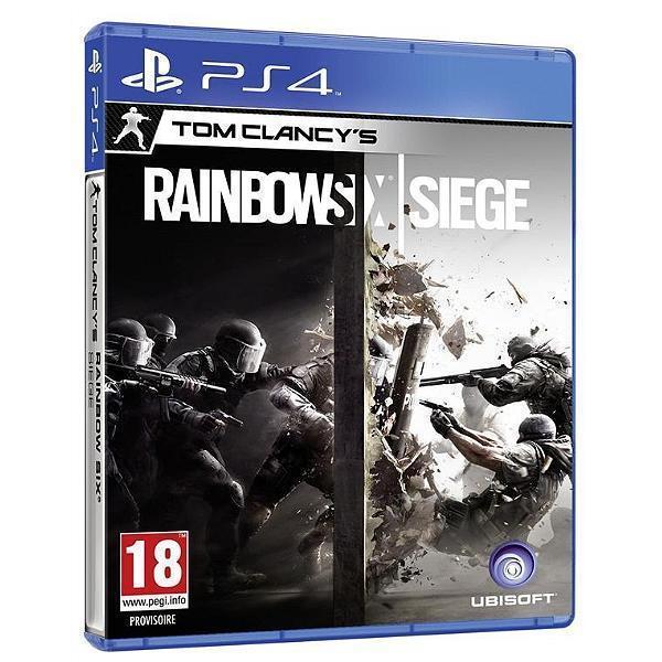 Tom Clancy's Rainbow Six: Siege - PlayStation 4