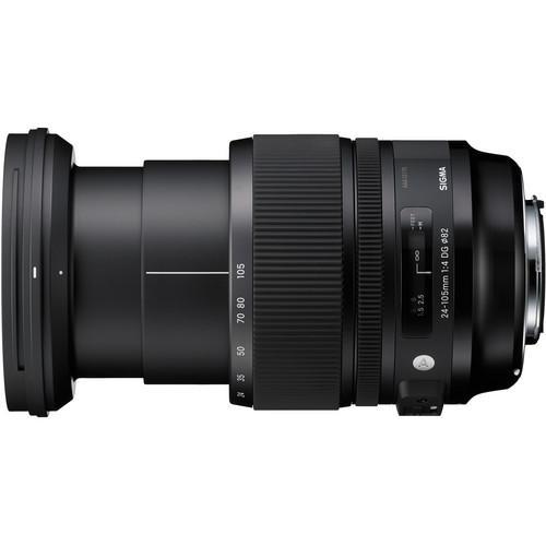 Objectif SA 24-105mm f/4