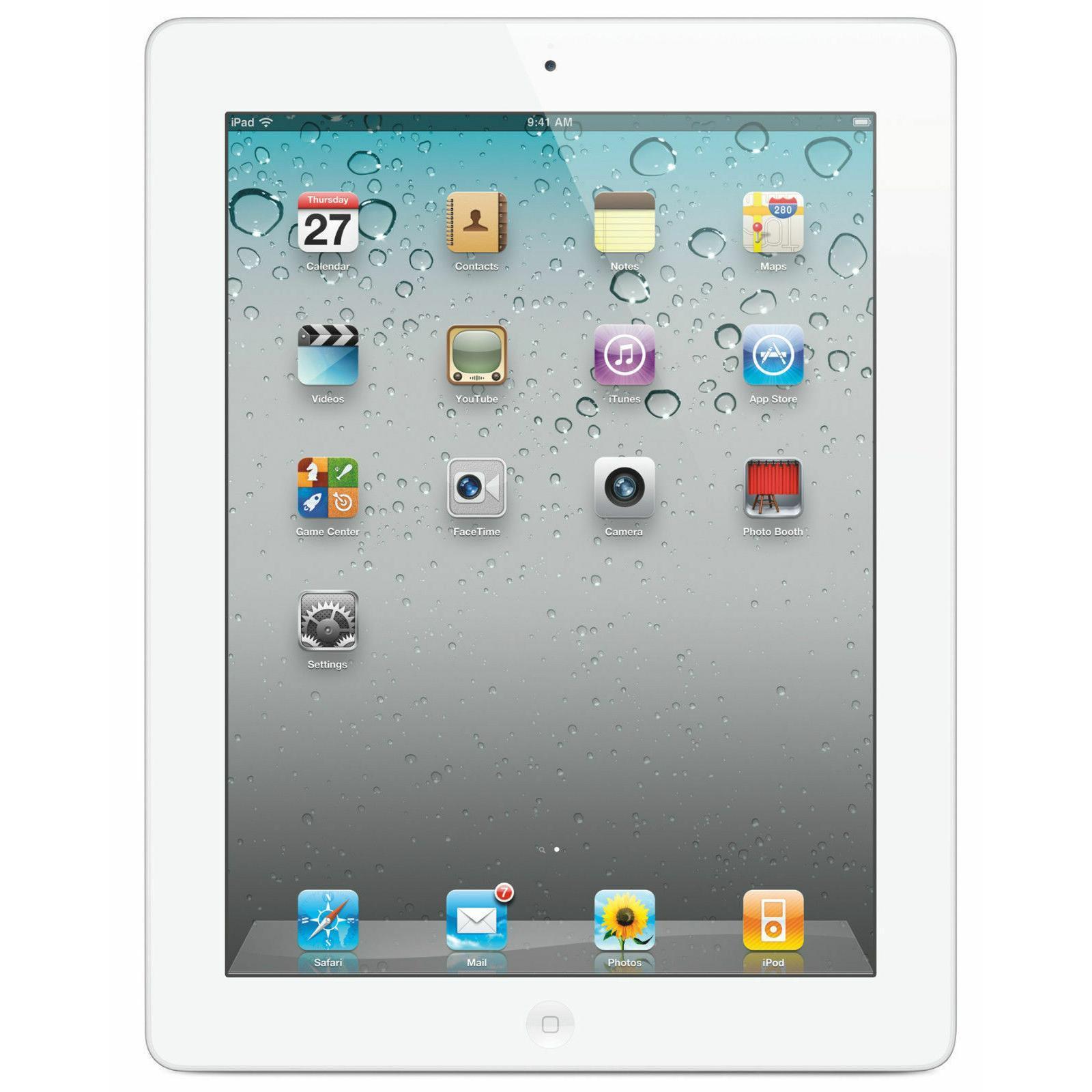 iPad 4 (2012) - WiFi + 4G