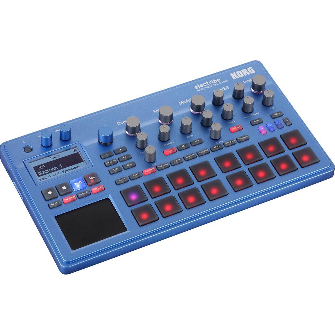 Korg Electribe 2 Audio-tillbehör