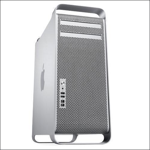 Mac Pro (Gennaio 2008) Xeon E 2,8 GHz - HDD 500 GB - 10GB