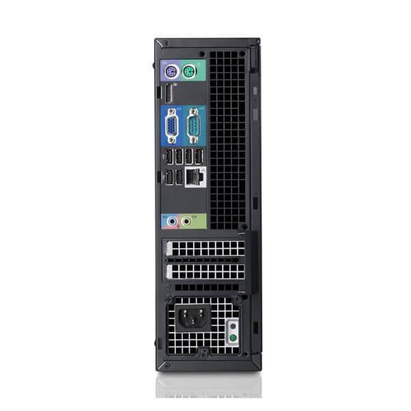 """Dell OptiPlex 790 SFF 22"""" Core i5 3,1 GHz - HDD 2 To - 16 Go"""