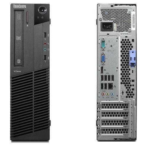 """Lenovo ThinkCentre M91P SFF 22"""" Core i5 3,1 GHz - SSD 240 Go - 4 Go"""