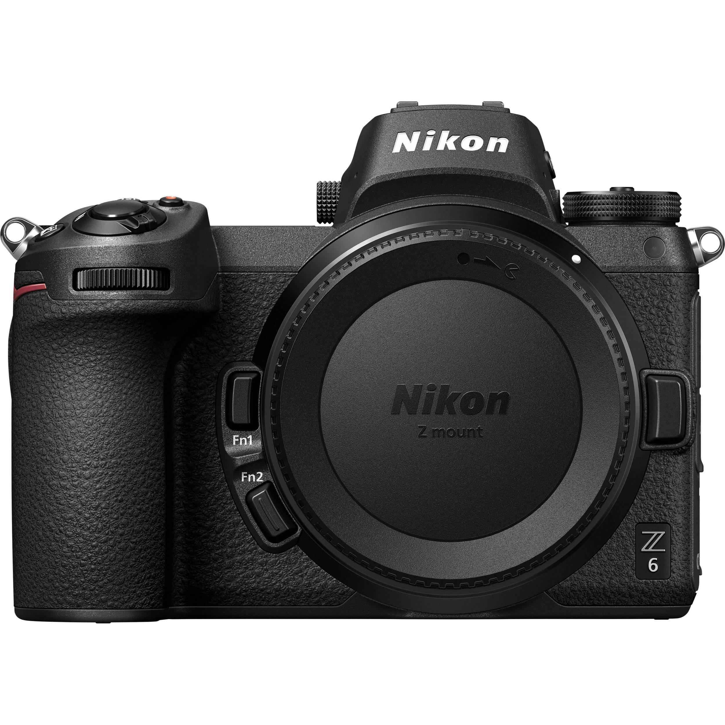 Nikon Z6 Hybrid 25 - Black