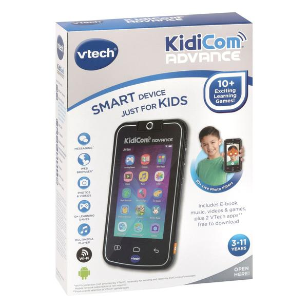 Vtech Kidicom Advance Tablet per bambini