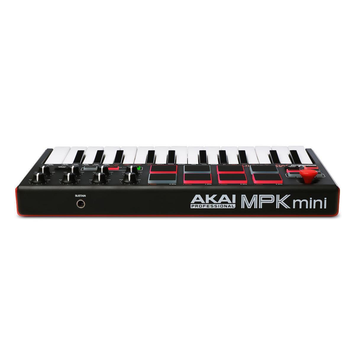 Accessoires audio Akai MPK Mini MKII