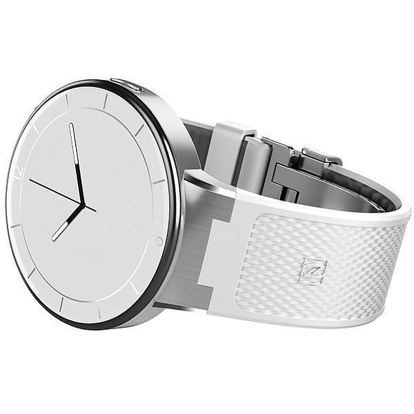 Montre Cardio Alcatel One Touch SM02 - Blanc