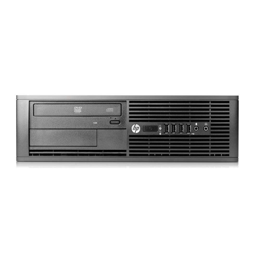 HP 6200 Pro SFF Core i3 3,1 GHz - SSD 250 Go RAM 4 Go