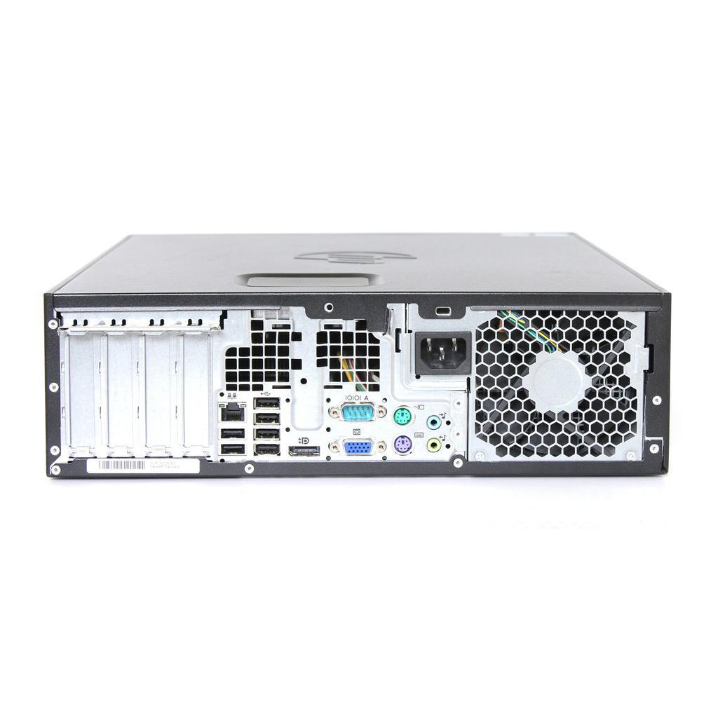 HP Elite 8200 SFF Core i5-2400 3,1 - HDD 250 GB - 4GB