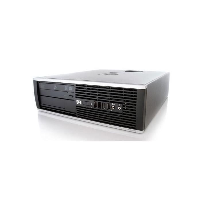 HP Compaq Elite 8200 SFF Core I5 3,1 GHz - HDD 2 To RAM 8 Go