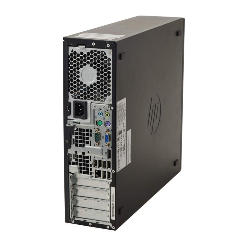 HP Compaq 6200 Pro SFF Core i5-2400 3,1 - HDD 2 To - 16GB