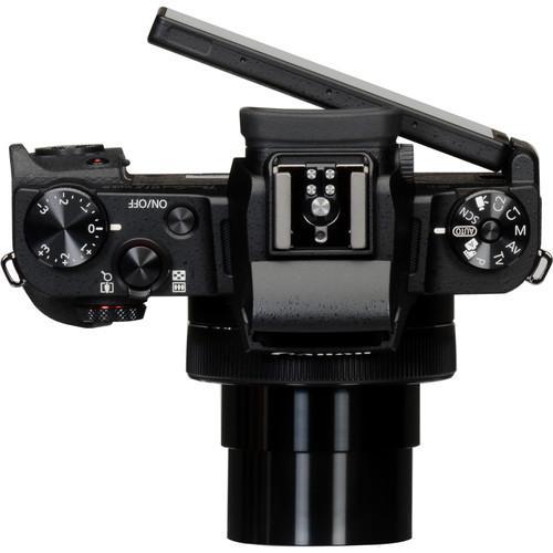 Hybride - Canon PowerShot G1 X Mark III Noir Canon Canon Zoom Lens