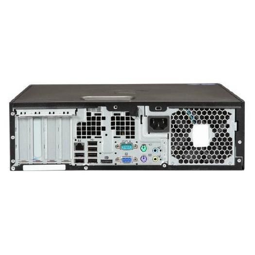 "Hp Compaq 8200 Elite SFF 17"" Core i5 3,1 GHz - HDD 250 Go - 8 Go"