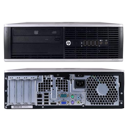 HP Compaq Elite 8200 SFF Core i3 3,1 GHz - HDD 240 Go RAM 16 Go