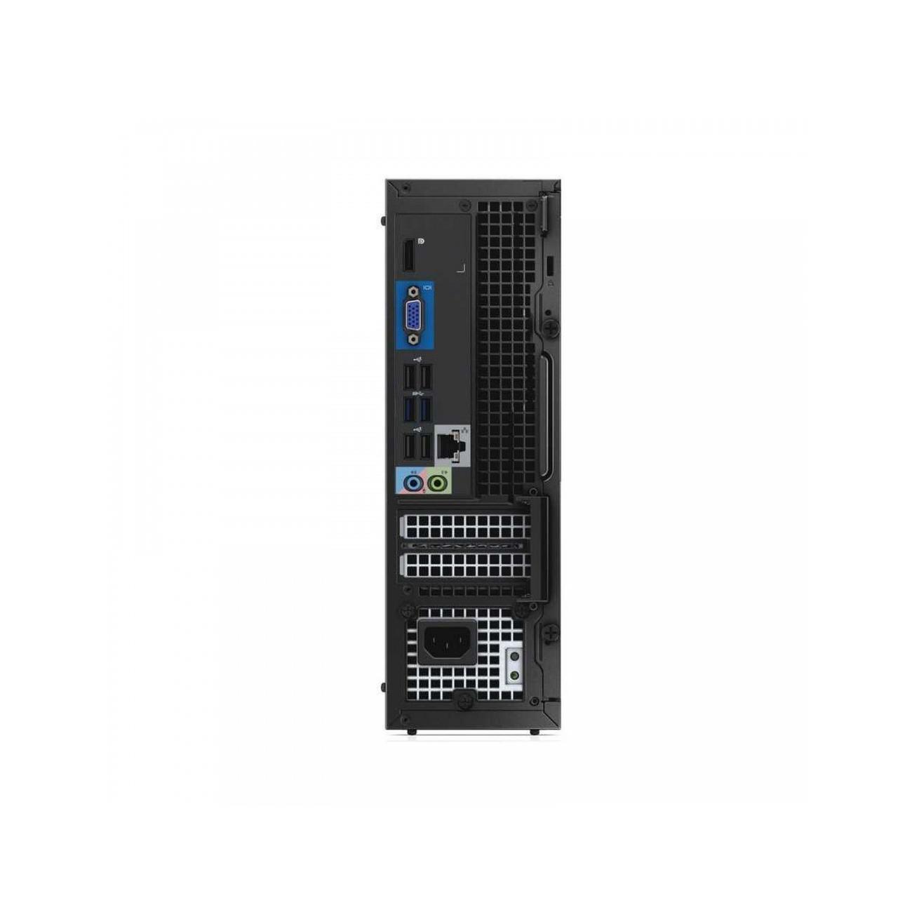 "Dell OptiPlex 3020 SFF 17"" Pentium 3 GHz - HDD 250 Go - 8 Go"