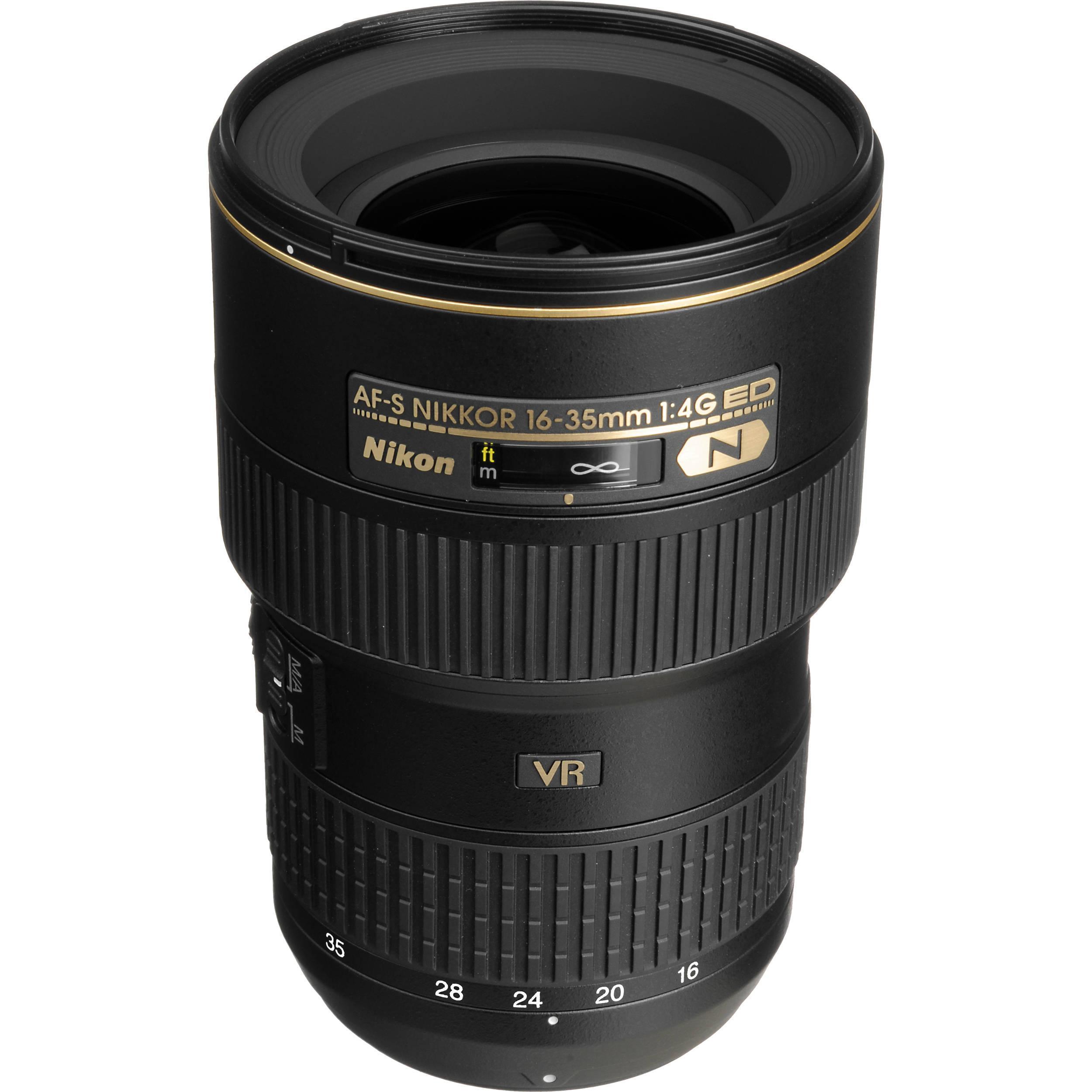 Camera Lense F 16-35mm f/4