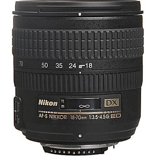 Nikon D60 Hybrid 10 - Svart