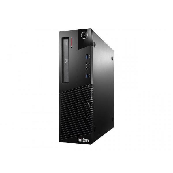 Lenovo ThinkCentre M83 SFF Pentium G 3 GHz - SSD 480 Go RAM 8 Go