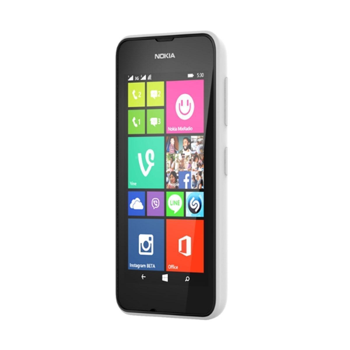 Nokia Lumia 530 - Blanc- Débloqué