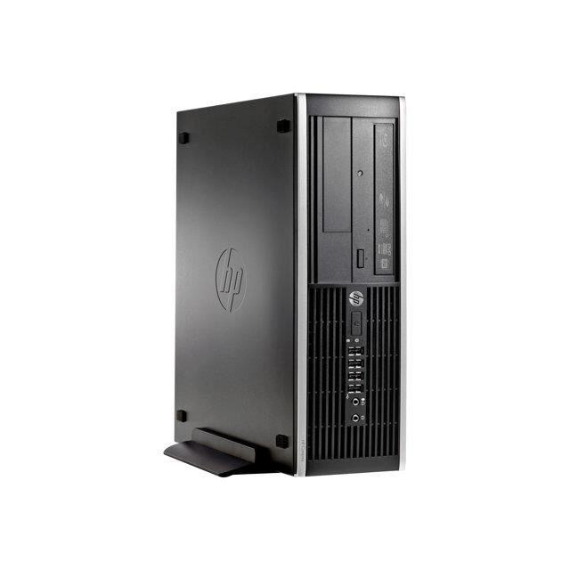 "Hp Compaq Elite 8100 SFF 19"" Core i5 3,2 GHz - SSD 480 Gb - 16GB"